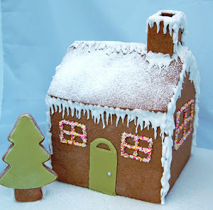 My First Gingerbread House