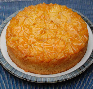 Orange and Polenta Cake – A Random Recipe