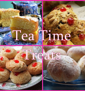 Tea Time Treats – Janie's Flapjacks