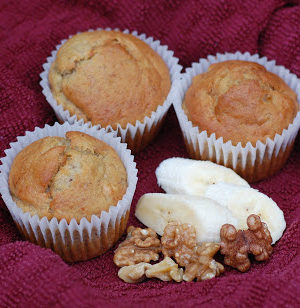 Baking with Kids – Dairy Free Muffins