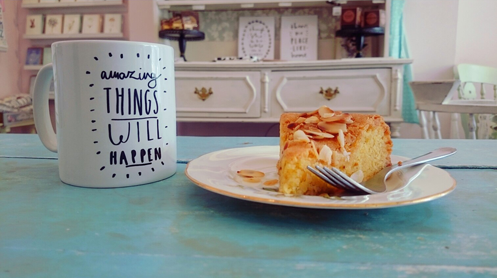 Cafe Partnerships a piece of cake and coffee