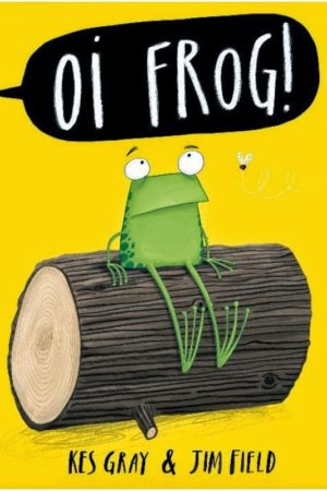 Oi Frog! – A cake for World Book Day